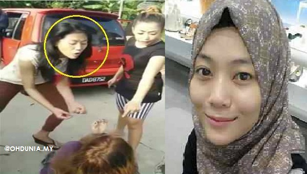 Suami 'Mok Biey', Suspek Kes Gaduh Viral di Bachok ditembak
