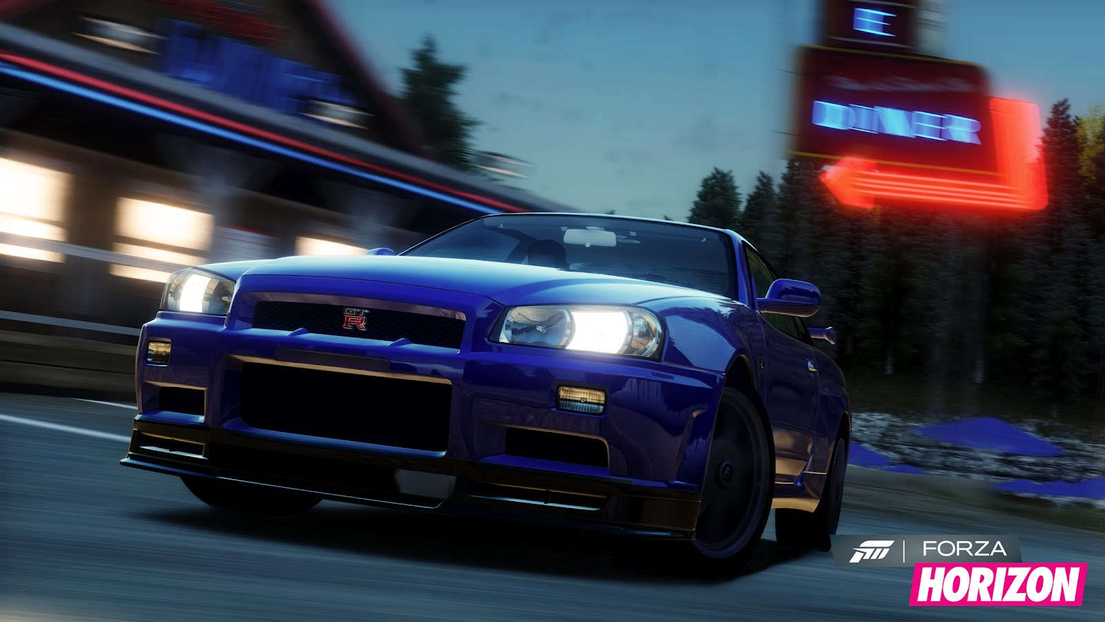 Forza Horizon HD & Widescreen Wallpaper 0.118084672381828