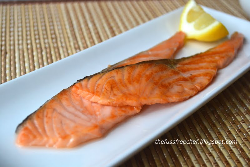 how to cook japanese salmon collar