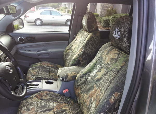 Sportsman seat covers