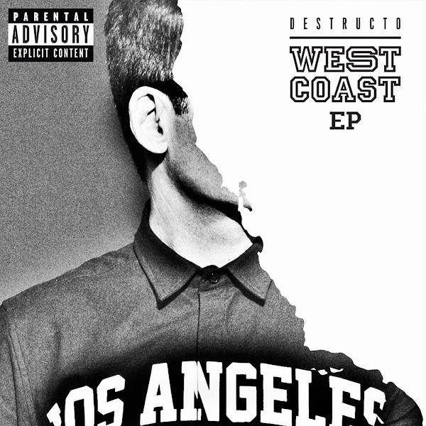 Destructo - West Coast EP Cover