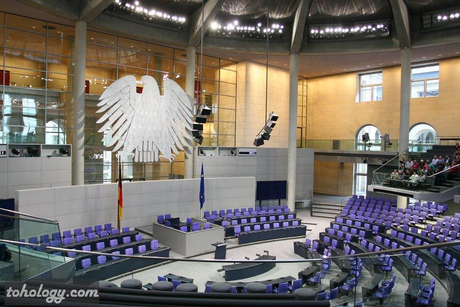 The Bundestag / Бундестаг