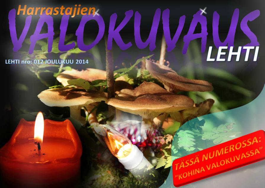 VALOKUVAUS-LEHTI 2014/12