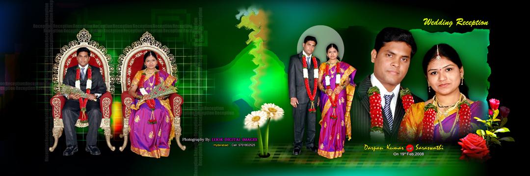 Banner Wedding Design Flex Designs | Flex Banners