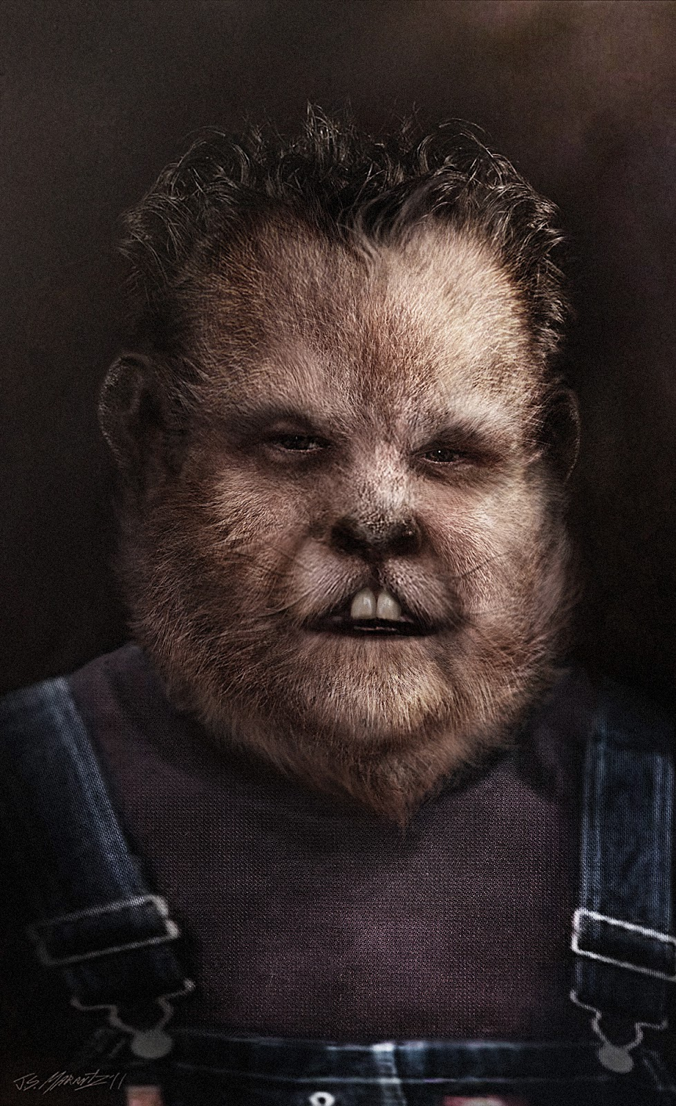 Fashion and action grimm is back wesen concept art amp essential
