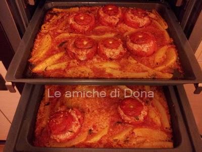 I pomodori col riso ricetta della cucina tipica romana for Pasta tipica romana