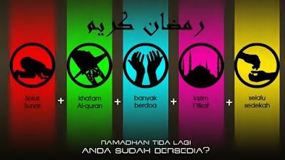Gambar Ramadhan Tiba Lagi. Salam Ramadhan