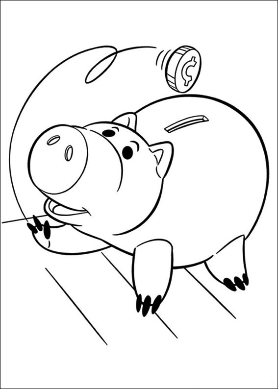 toy story 1 coloring pages - photo#15