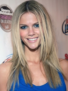 Celebrity Long Choppy Layered Hairstyle