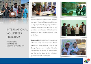 INTERNATIONAL VOLUNTEER PROGRAM