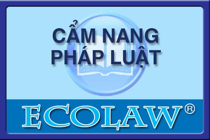 Cẩm nang pháp luật Ecolaw