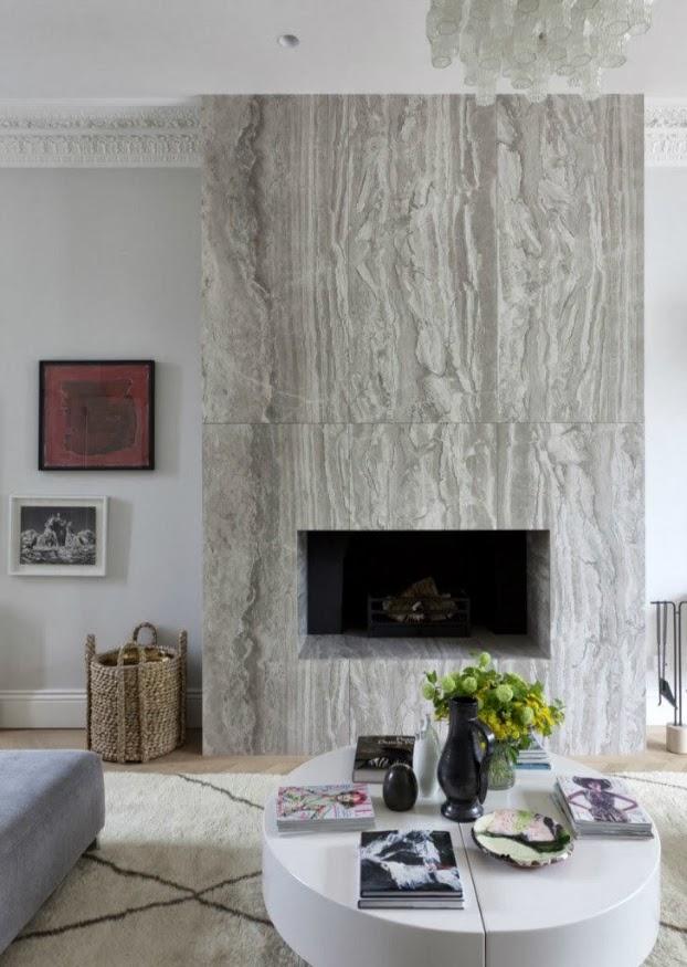 75 ideas de chimeneas con estilo ideas eco - Chimeneas con estilo ...