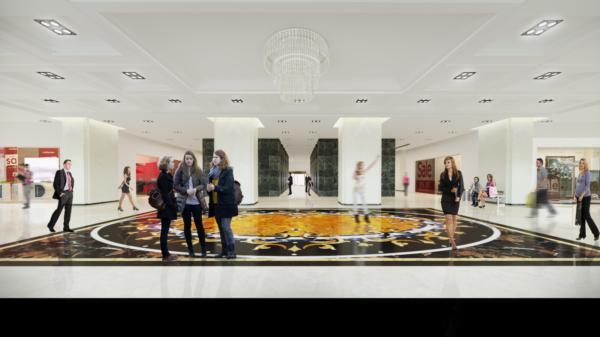 Trung tâm thương mại hpc landmark