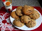 Könnyen és gyorsan elkészíthető, csokoládés fahéjas keksz, rumaromás mazsolával megspékelve.