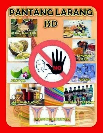 JAMU SUSUK DARA : PANTANG LARANG JSD