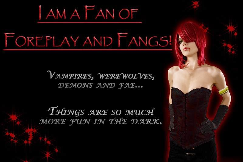 Fangirling on Foreplay and Fangs!