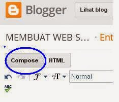 Cara menulis script di Blogger