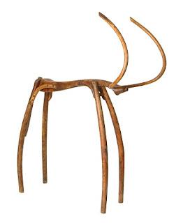 Arte con Madera Reciclada, Esculturas de Muebles Recuperados