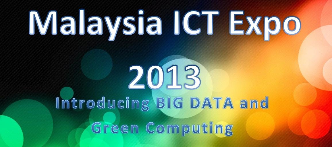 The Malaysia ICT Expo 2013