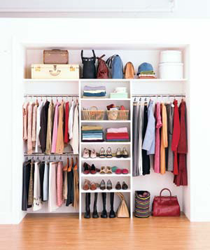 Do You Find It Difficult To Keep Your Closet Organized?