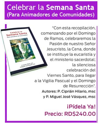 Celebrar la Semana Santa