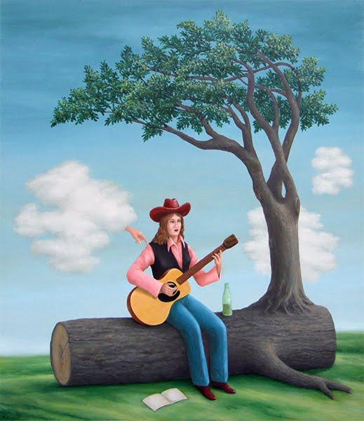 Image result for guitar magic realism