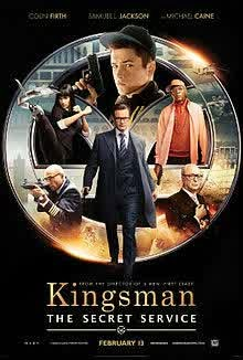 Fim Kingsman - The Secret Service, sinopsi Fim Kingsman, jalan cerita The Secret Service, Film boxoffice 2015, film terbaru dan terlaris 2015