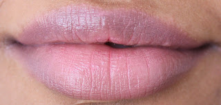 Lust for Blush swatch