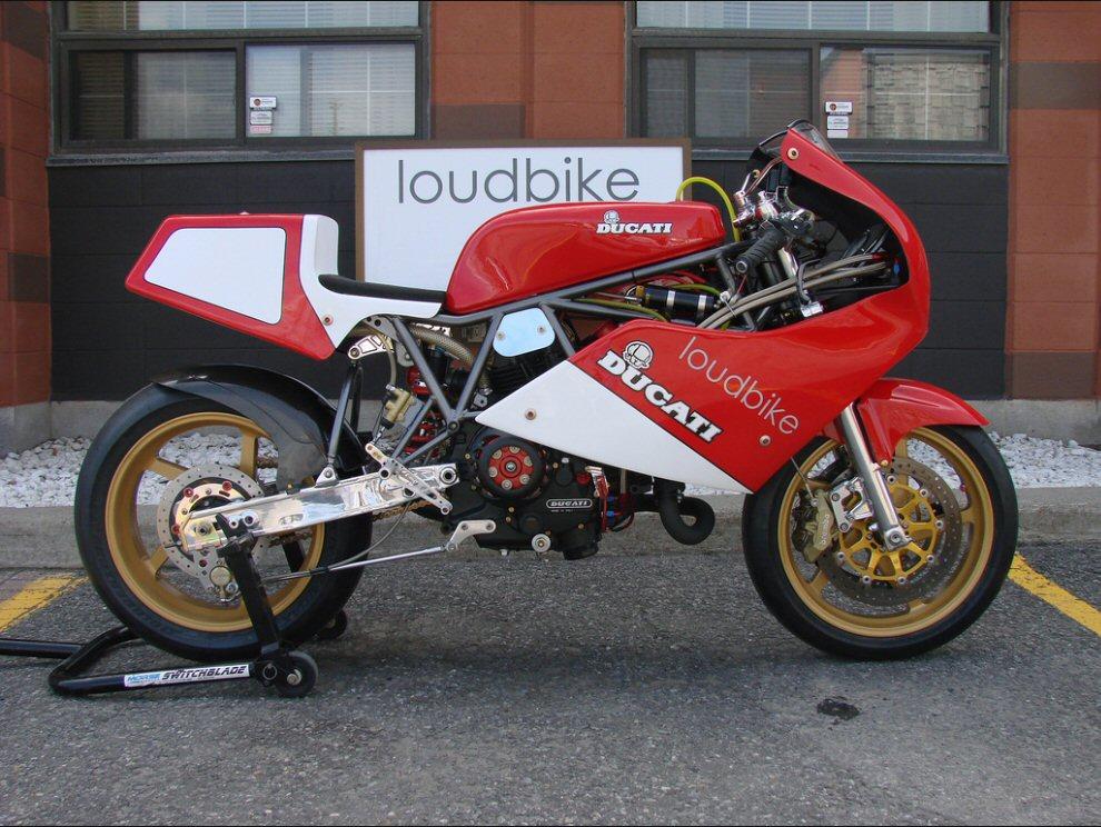 Ducati F Santa Monica For Sale