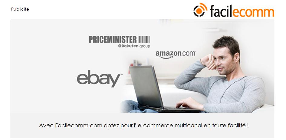 Découvrez la solution ecommerce multicanal nouvelle génération !