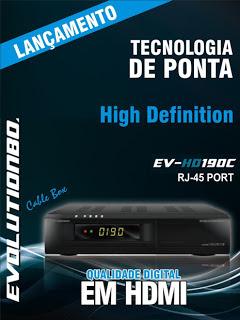 Nova Atualização Evolutionbox Ev-190c 26-03-2013