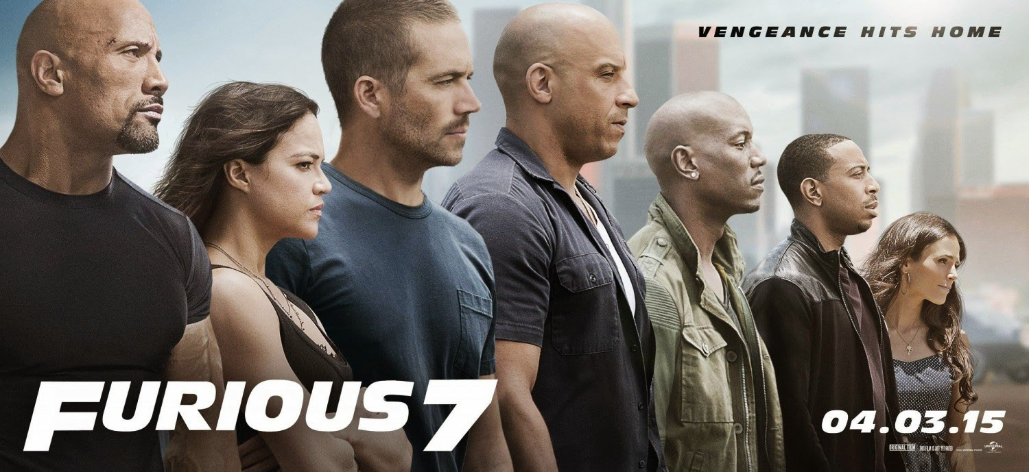 FAST AND FURIOUS 7 Movie Trailer : Teaser Trailer
