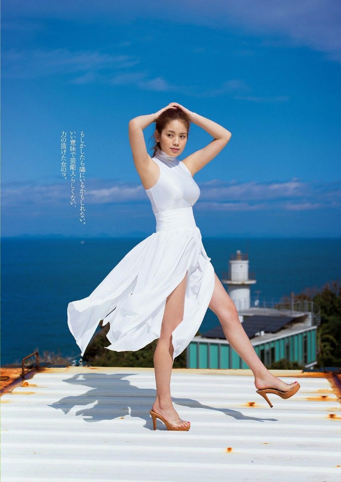 Kakei Miwako (筧美和子) Weekly Playboy (週刊プレイボーイ ...