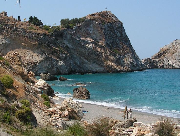 Greek Beaches Guide: Σκιάθος - Κάστρο, Skiathos - Kastro