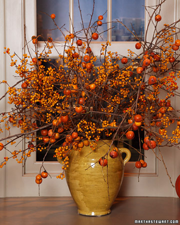 fall decorating paper