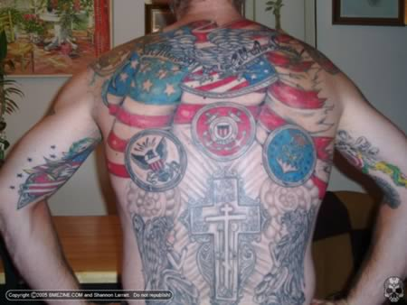 Lifestyle Cafe 10 Of The Best And Worst 9 11 Tattoos