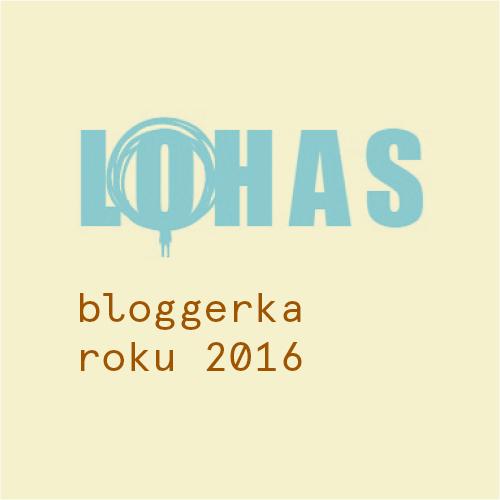 Jsem LOHAS bloggerka roku!