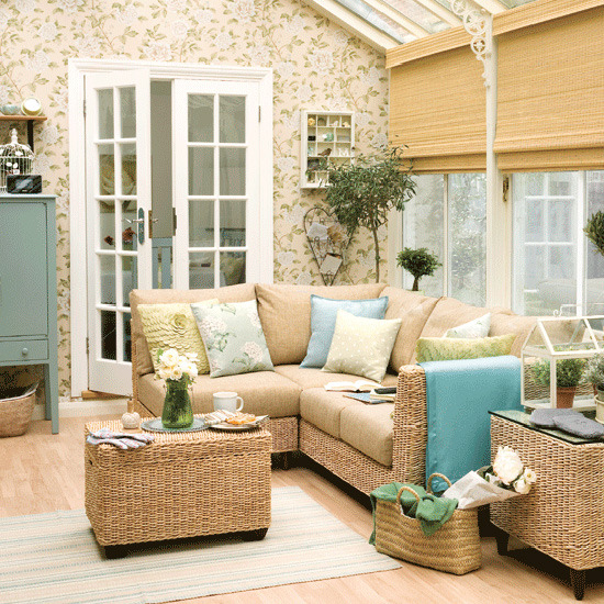 New Home Interior Design: The Best 10 of Traditional Conservatory