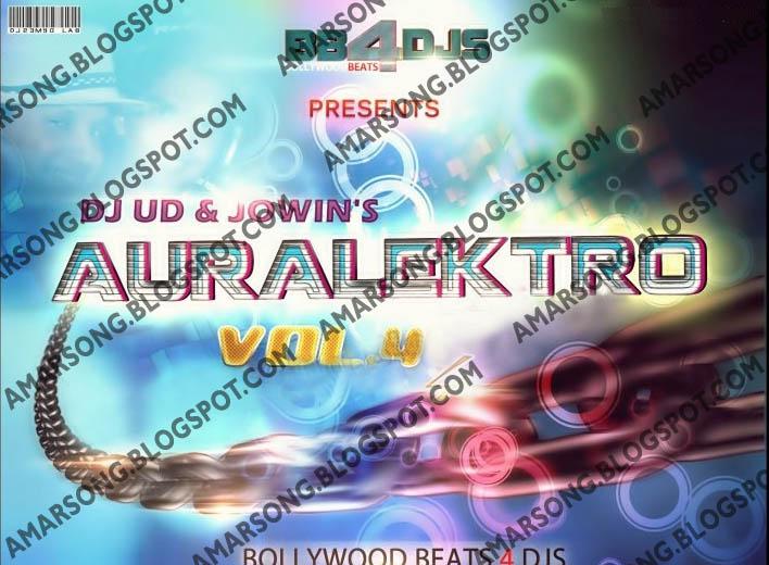 Auralektro Vol.4 - DJ U.D. & Jowin Indian Pop Song