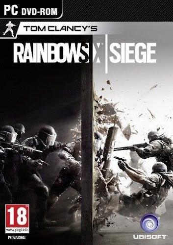 Download Tom Clancys Rainbow Six Siege PC Torrent
