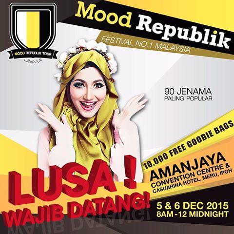 Mood Republik Bakal Tiba di Perak!