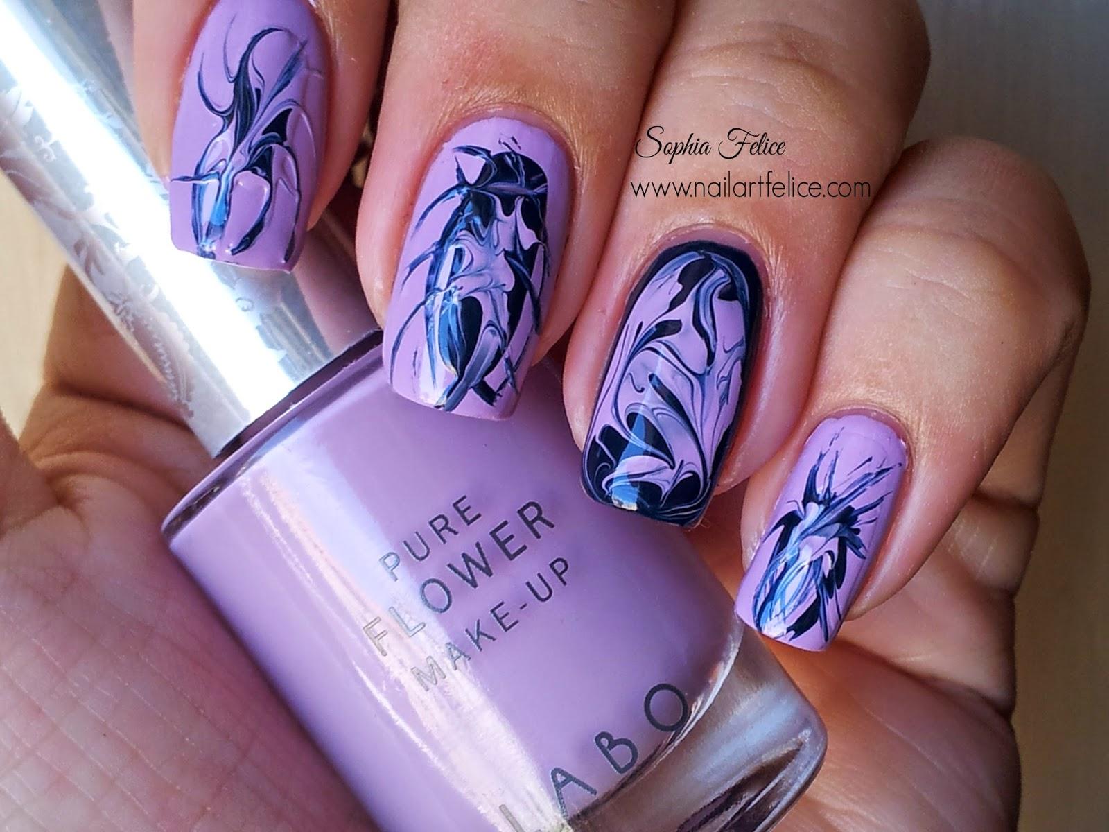 nail art strisciato 02