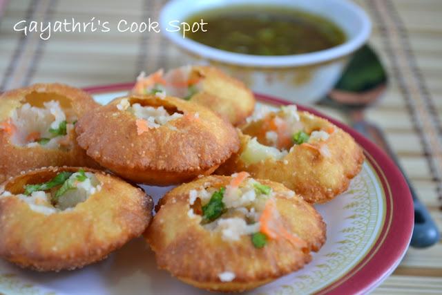 Pani Puri / Golgoppa