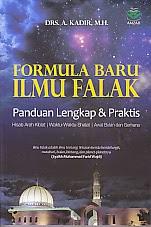toko buku rahma: buku FORMULA BARU ILMU FALAK, pengarang kadir, penerbit amzah