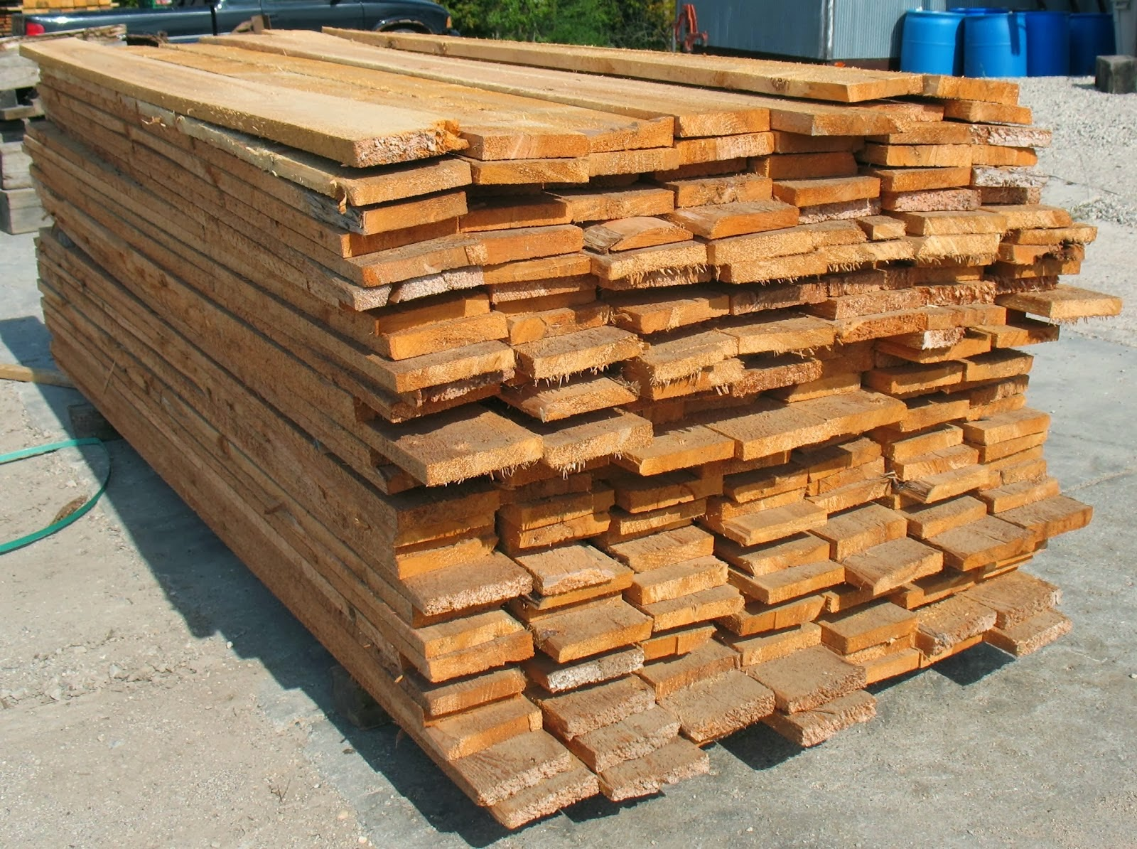 wille logging lumber timber get ready for spring