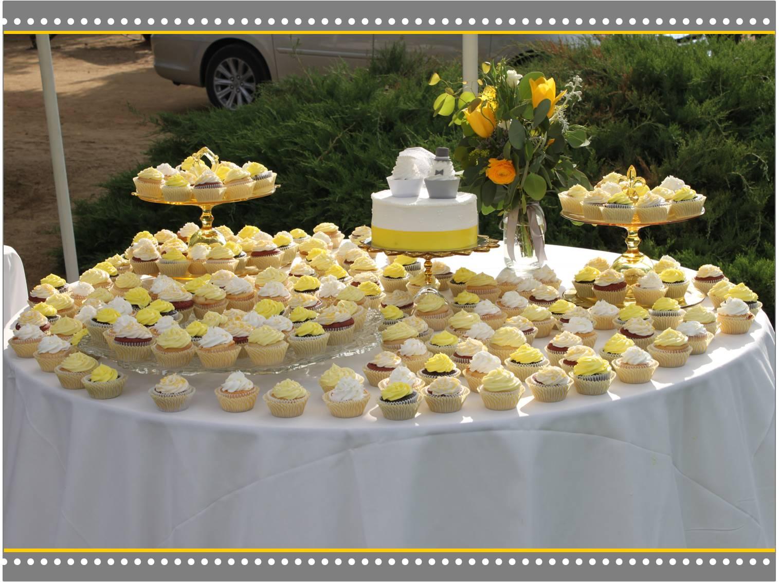 Csodaszép Esküvő Blog Esküvőre muffinok wedding muffins