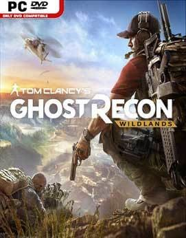 Tom Clancys Ghost Recon - Wildlands Jogos Torrent Download capa
