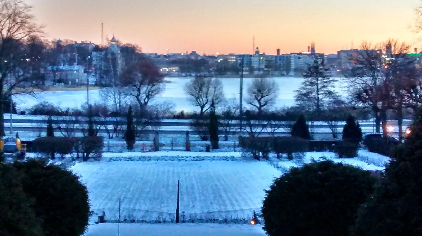 Jardim de Inverno Helsinki