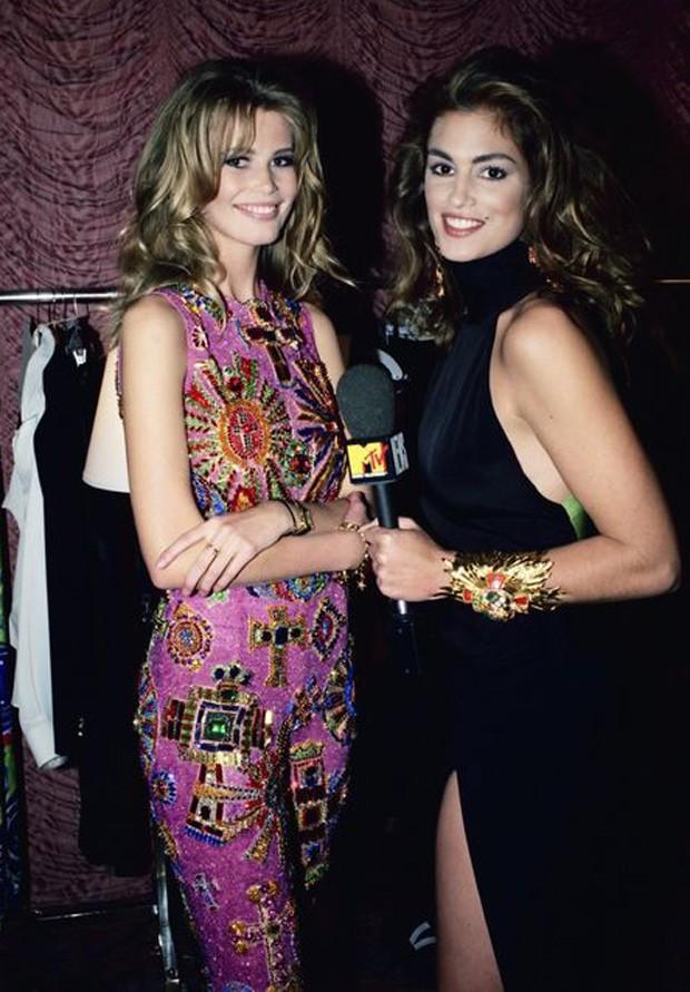 Musa do mundo fashion dos anos 90 anuncia aposentadoria