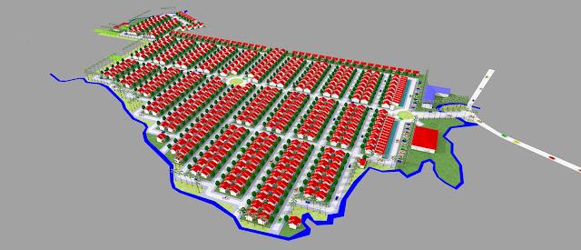 Site Plan Besar